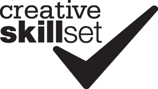 creative skill set tick logo